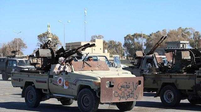 ليبيا | قوات الوفاق تسيطر على قواعد حفتر لاقتحام طرابلس