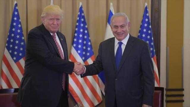"""نتنياهو يضع حجر الأساس لمستوطنة """"ترامب"""" في الجولان المحتلة"""