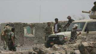 الجيش اليمني يطلق عملية عسكرية لتحرير محافظة البيضاء