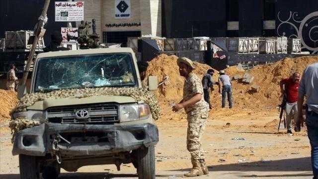 ليبيا | قوات الوفاق تعلن سيطرتها على كامل مدينة غريان