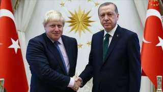 أردوغان يُهنئ جونسون بفوزه برئاسة الوزراء البريطانية
