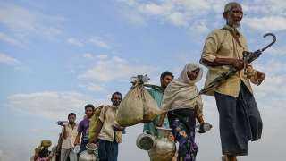"""""""الأوروبي للروهنغيا"""" قلق من محاولات إعادة مسلمي أراكان لميانمار"""