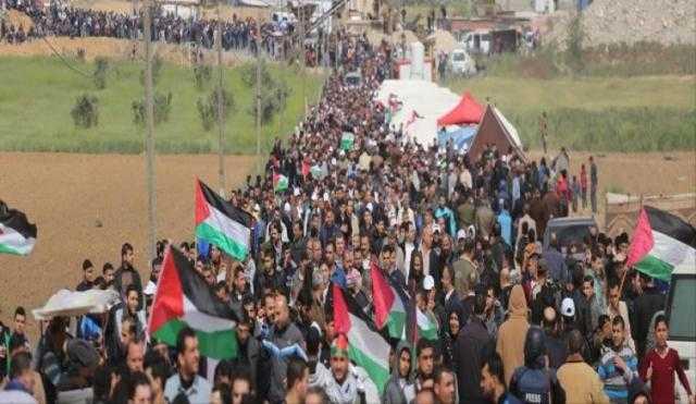 """فلسطين ... غزة تخرج اليوم في جمعة """"فلتشطب أوسلو من تاريخنا"""""""