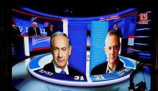 غانتس يعلن فوزه بالانتخابات الإسرائيلية وعزمه تشكيل حكومة موسعة برئاسته