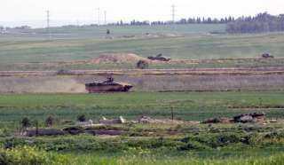 """فلسطين ... قوات الاحتلال تتوغل شرقي مدينة غزة وتستهدف المزارعين في """"بيت حانون"""""""
