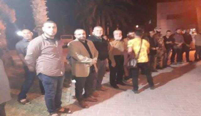 """""""الجهاد الإسلامي"""": مصر تفرج عن عشرات الفلسطينيين المحتجزين لديها"""