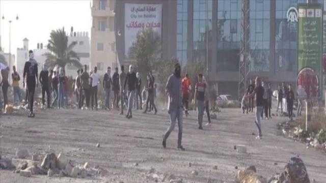 فلسطين ... شهيد وعشرات المصابين خلال مواجهات مع الجيش الإسرائيلي في الضفة