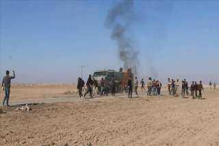 سوريا ... موجز أحداث يوم 18/11/2019م