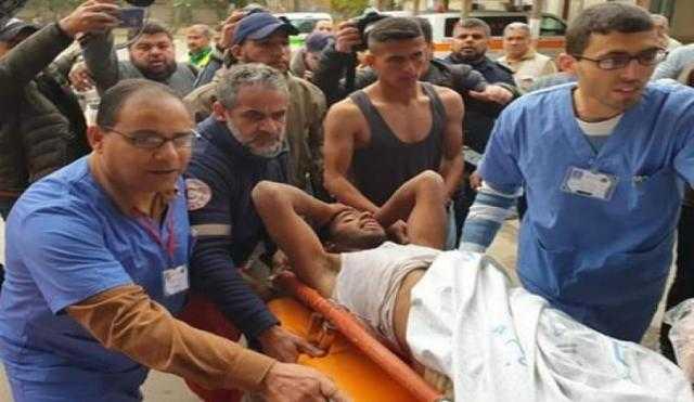 فلسطين ... شهيد وإصابتان برصاص الاحتلال الإسرائيلي شرق خانيونس