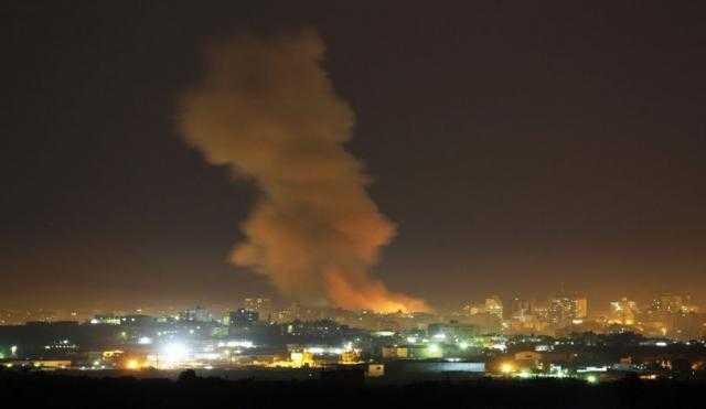 فلسطين .. إصابة 4 فلسطينيين في قصف طائرات الاحتلال لقطاع غزة