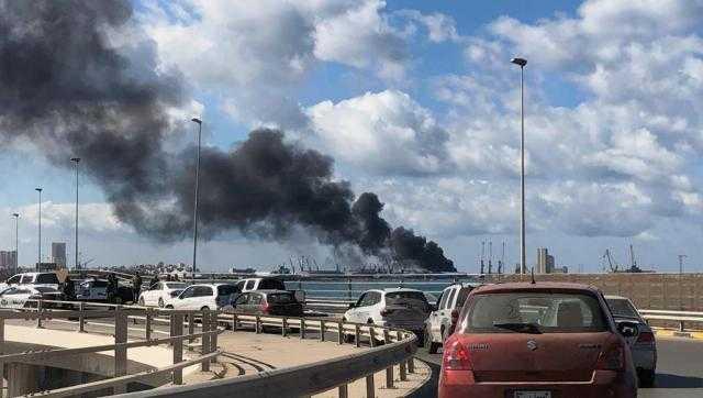 ليبيا ... الوفاق تكشف تفاصيل نقل أسلحة وذخائر إماراتية إلى حفتر