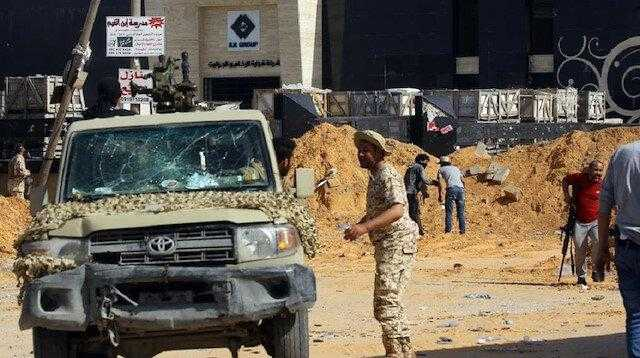 ليبيا ... الجيش الليبي يهاجم ترهونة ويتقدم في طرابلس