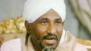 """السودان.. تشييع جثمان الصادق المهدي في جنازة """"مهيبة"""""""