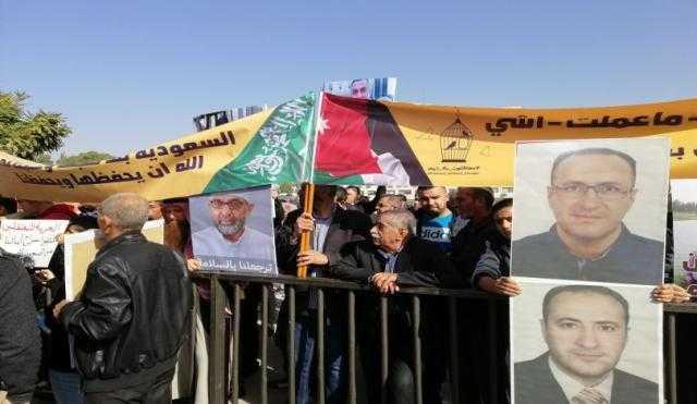 أهالي المعتقلين الفلسطينيين بالسعودية يطالبون بالإفراج عن أبنائهم