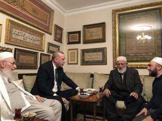 وفاة الشيخ محمد أمين سراج عن عمر يناهز 90 عاما