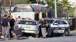 عملية دهس بالقدس.. إصابة 6 من الشرطة الإسرائيلية ومقتل السائق