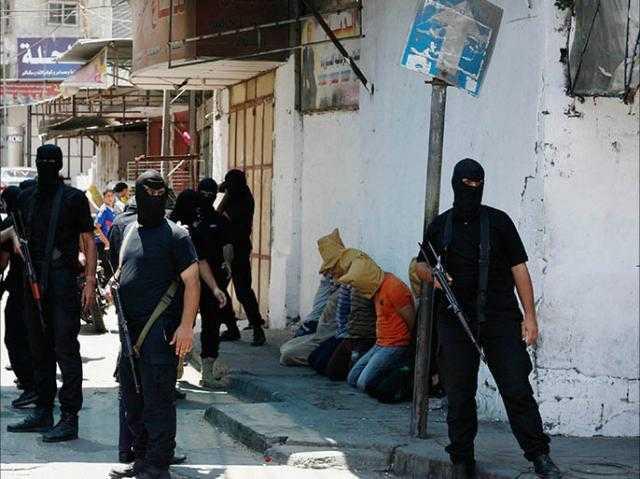 مصدر فلسطيني: المقاومة تعتقل جواسيس للإمارات في غزة
