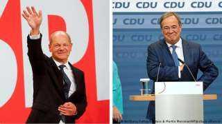 الاشتراكي الديمقراطي يطيح بتحالف ميركل في الانتخابات الألمانية بعد 16 عاما في الحكم