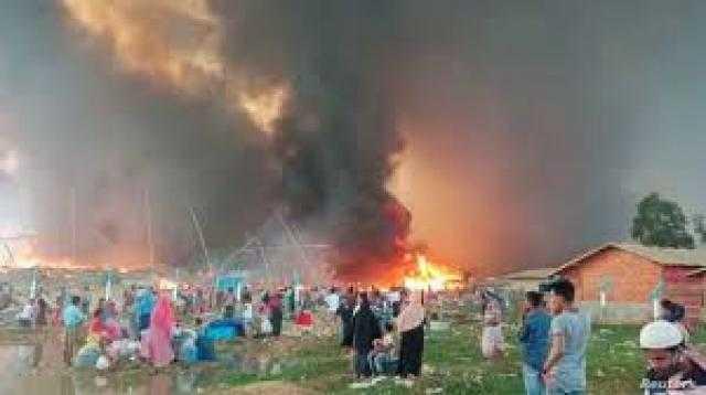 الأمم المتحدة تتهم جيش ميانمار بحشد قواته في الشمال وتحذر من تكرار مأساة إبادة الروهينغا